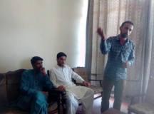کشمیر: یوم مئی کے حوالے سے باغ میں ایک نشست