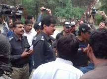 کوئٹہ: پیرامیڈیکل سٹاف کے محنت کشوں پر ریاستی اداروں کی یلغار! سینکڑوں محنت کش گرفتار!