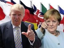 ٹرمپ، مرکل اورمغربی اتحاد کی موت!
