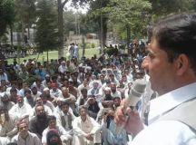 کوئٹہ: بلوچستان سول سیکرٹریٹ کے ملازمین پر ریاستی تشدد اور گرفتاریوں کی شدید الفاظ میں مذمت کرتے ہیں