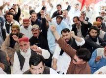 کوئٹہ: واپڈا لائن مین کی کرنٹ لگنے سے شہادت، ہائیڈرو یونین کے زیرِاہتمام صوبے بھر میں احتجاجی مظاہرے