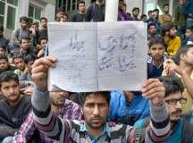 کشمیر: تحریک کا ایک سال
