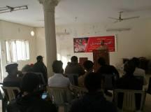 لاہور: بالشویک انقلاب کے سو سال پر تقریب کا انعقاد