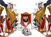 سعودی عرب: گہرے ہوتے بحران میں بکھرتا شاہی خاندان