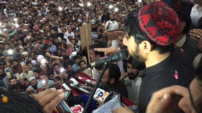 پشتون تحفظ تحریک:ریاستی ایوانوں میں لرزہ طاری