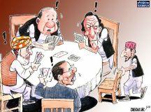 پاکستان: بحرانوں کی دلدل
