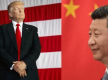 امریکہ چین تجارتی جنگ' کیا کچھ داؤ پر ہے؟
