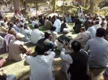 کوئٹہ: محکمہ ڈاک کے محنت کشوں کی قلم چھوڑ ہڑتال