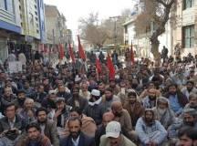 کوئٹہ: واسا کے مزدور رہنماؤں پر جھوٹے مقدمات اور غیر قانونی گرفتاری کیخلاف احتجاجی مظاہرے اور پریس کانفرنس!