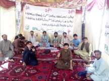 کوئٹہ: بیروزگار فارماسسٹس کا پریس کلب کے سامنے بھوک ہڑتالی کیمپ