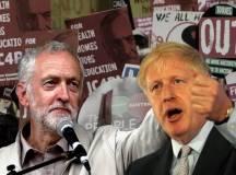 برطانیہ: بورس جانسن کے انجام کا آغاز!