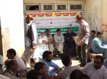 راولاکوٹ: رہنماؤں کی جبری برطرفی کیخلاف ملازمین کا دھرنا تین روز سے جاری
