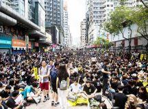 ہانگ کانگ: عام ہڑتال کی پہلی کوشش نے سماج کو جھنجھوڑ دیا