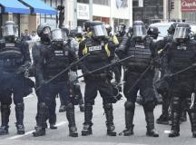 """امریکہ: پورٹ لینڈ احتجاج اور ٹرمپ کی """"گسٹاپو"""""""