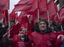 روس: کمیونسٹ پارٹی کا اندرونی بحران؛ بالشویزم کی جانب لوٹنا ہوگا!