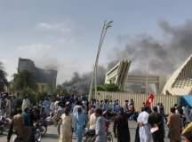 بحریہ ٹاؤن کراچی کے قبضہ مافیا کے خلاف بھڑکتی نفرت اور عوام دشمن سیاسی پارٹیاں
