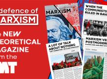 'مارکسزم کے دفاع میں' میگزین کی نئی لانچنگ؛ خود کو انقلابی نظریے سے لیس کریں!