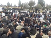 ایران: پانی کی قلت کے خلاف کسانوں کے احتجاج؛ محنت کش ساتھیو، متحد ہو جاؤ!