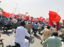 کراچی: مزدور یکجہتی کمیٹی کی عظیم الشان احتجاجی ریلی؛ محنت کرنے والوں نے، دولت والوں کو للکارا ہے!