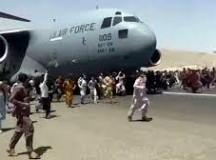 افغانستان: امریکی فوج کا انخلاء۔۔۔ذلت، مایوسی اور بحران