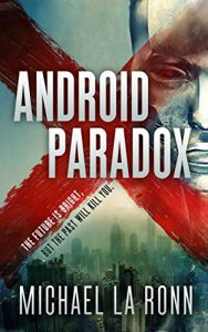 Android X cover