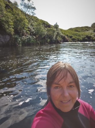 Swimming in the Inver