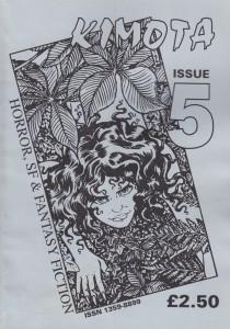 Kimota cover
