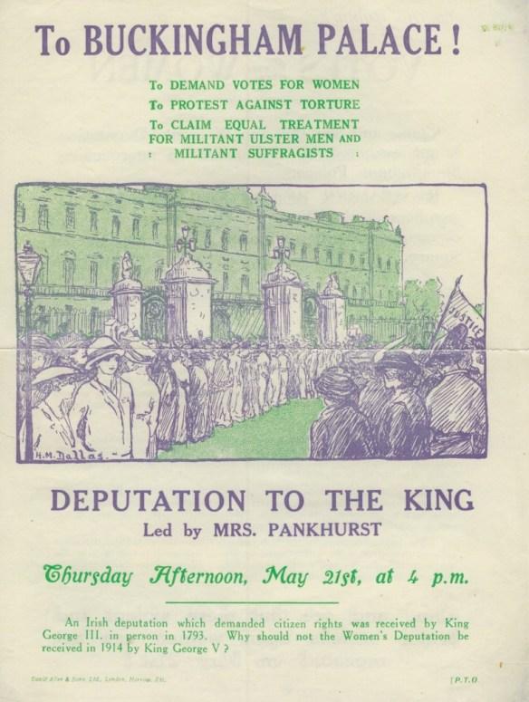 To Buckingham Palace