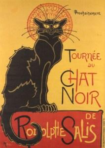 toulouseLautrec'sChat Noir