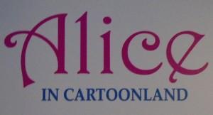 Alice in Cartoonland logo