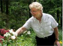 Mary Ahern has green thumb for botanicals, business