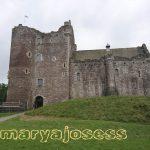 Escocia en ruta: Castillos