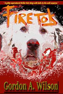 Firetok--suspense/horror novel