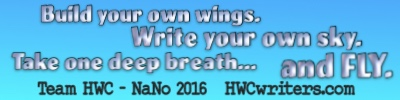 Team Holly-NaNoWriMo 2016