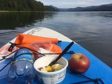 lake meal