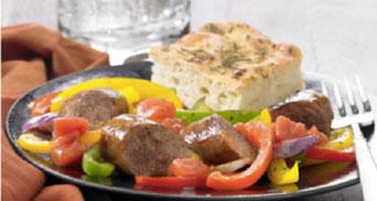 Kelly Korleski Italian Sausage