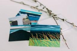 """Vistas"" card set of Mary Brodbeck woodblock prints – www.marybrodbeck.com"