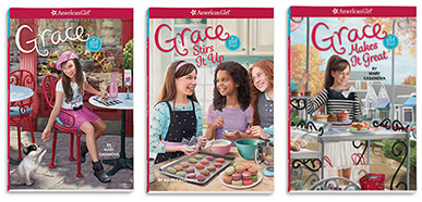 Image result for american girl grace book