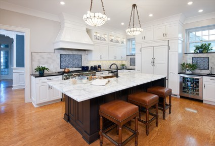 center hall house Mary Cerrone Architecture & Interiors Pittsburgh