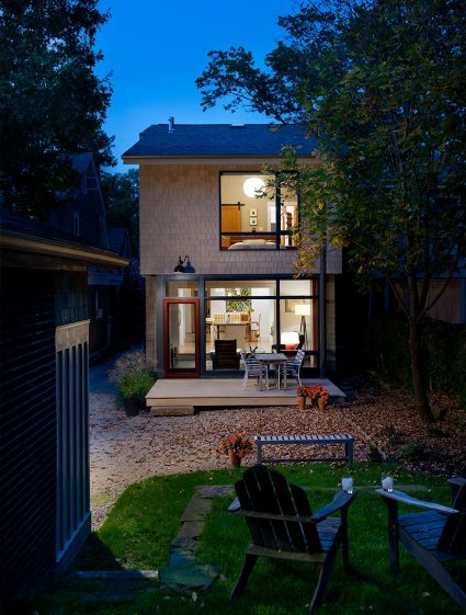 house on the park Mary Cerrone Architecture & Interiors Pittsburgh