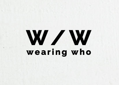 wearing who