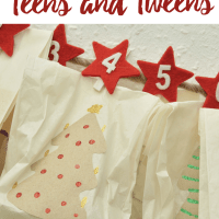 Fun Advent Calendars your Teens and Tweens Are Sure to Love