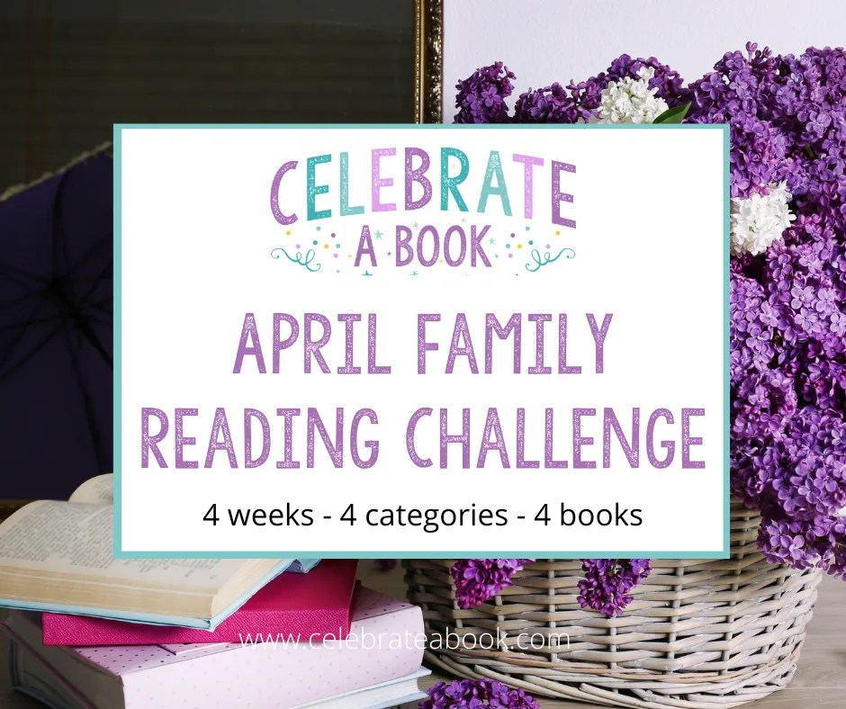 An April Reading Challenge for Families