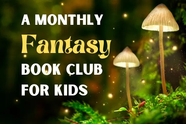 Kids Fantasy Online Book club that meets monthly.