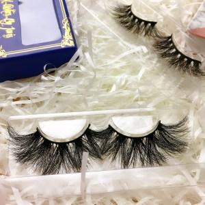 eyelashes boxes factory