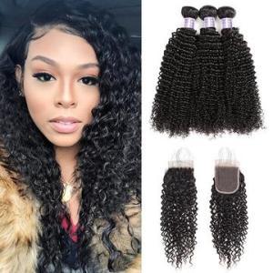 Brazilian Curly Wave Bundles