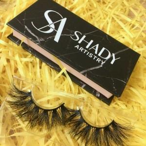 custom mink lashes wholesale