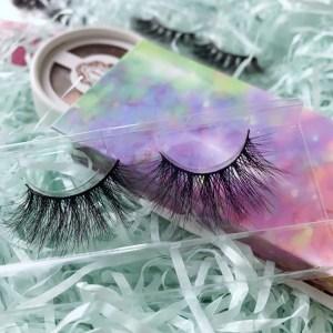 wholesale 3D mink lashes facory
