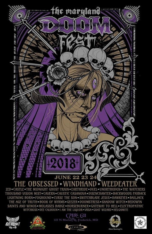 Maryland Doom Fest 2018
