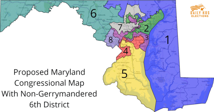 Hogan Panel Proposes New Congressional Map -- Which Dems Are ... on site map, local map, chapter map, street map, field map, class map, township map, metropolitan map, facility map, county map, parent map, school map, precinct map, deep loot map,